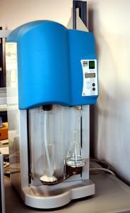 distillatore Kjeldahl